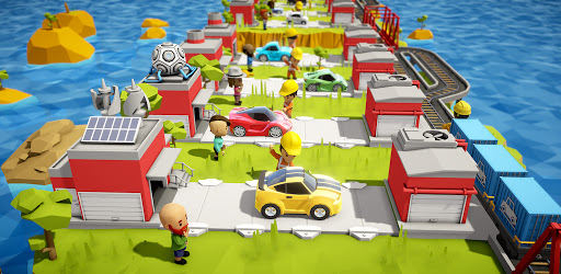 Idle Inventor - Factory Tycoon APK 0