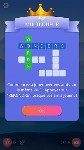 Code Triche Words Of Wonders: Mots Croisés Et Monde Puzzle (Astuce) APK MOD screenshots 5