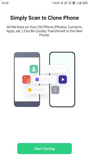 OPPO Clone Phone screenshots 1