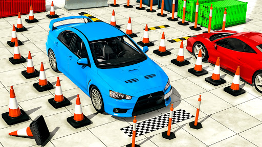 Modern Car Parking Game 3D :Free car driving Games apktreat screenshots 2