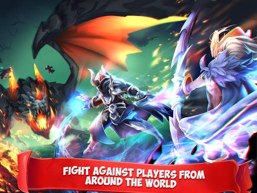 Epic Summoners: Hero Legends - Fun Free Idle Game  screenshots 6