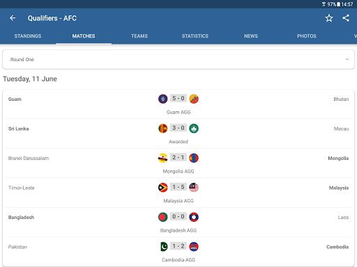 FIFA - Tournaments, Soccer News & Live Scores  Screenshots 10
