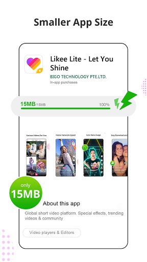 Likee Lite - Let You Shine  APK screenshots 1
