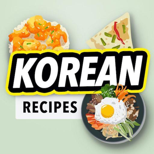 Libro de recetas coreano fuera de línea
