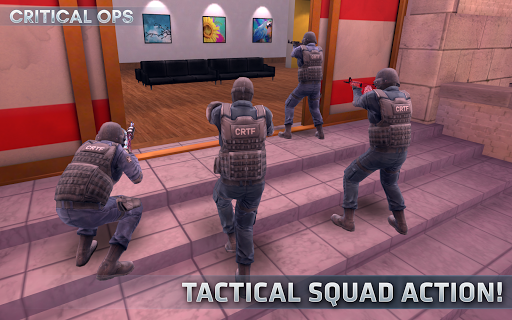 Critical Ops: Online Multiplayer FPS Shooting Game 1.22.0.f1268 screenshots 23