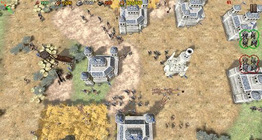 Shadows of Empires: PvP RTS Apkfinish screenshots 7
