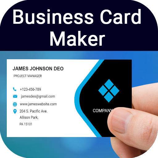 Baixar Business Card Maker Free Visiting Card Maker photo