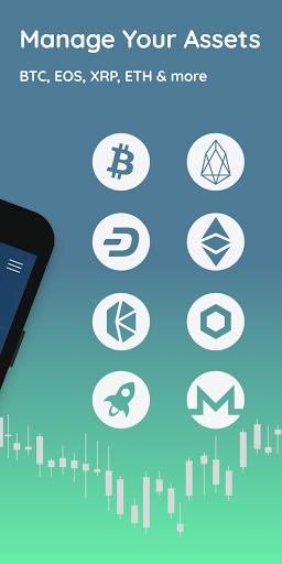 Edge - Bitcoin, Ethereum, Monero, Ripple Wallet  Screenshots 2