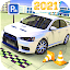 Real Car Simulator-Modern Car Parking Game 2021 icon