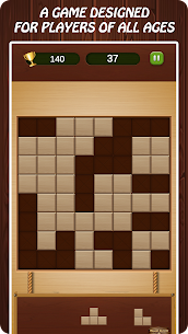 Wood Brick Puzzle – Classic Block Game Apk Download 2021 2