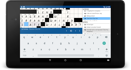 alphacross Crossword apkslow screenshots 11