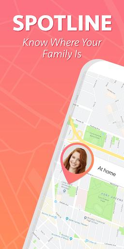 Track GPS Location - Spotline 1.2.1 Screenshots 1