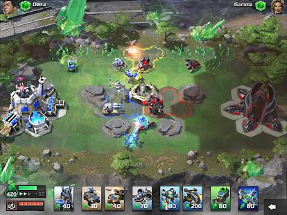 Command & Conquer: Rivals PVP Mod Apk