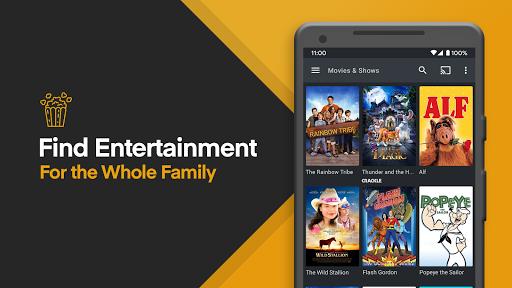 Plex: Stream Free Movies & Watch Live TV Shows Now apktram screenshots 5