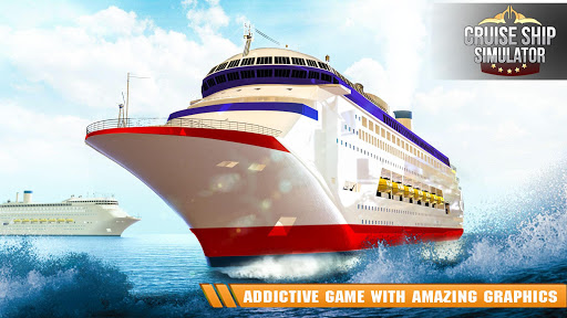 Sea Captain Ship Driving Simulator : Ship Games  screenshots 1
