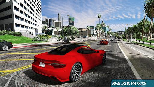 Drive Sim.Bus & Truck simulator android2mod screenshots 4