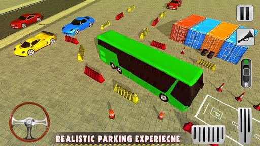 Modern Bus Simulator New Parking Games u2013 Bus Games Apkfinish screenshots 5