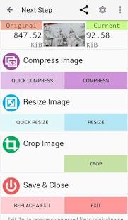 Photo Compress 2.0 - Ad Free Screenshot
