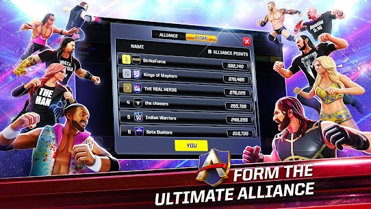 WWE Mayhem Mod Apk , WWE Mayhem for Android , ***New 2021*** 1
