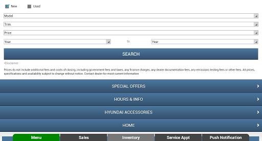 Great Lakes Hyundai Dealer App For PC Windows (7, 8, 10, 10X) & Mac Computer Image Number- 11