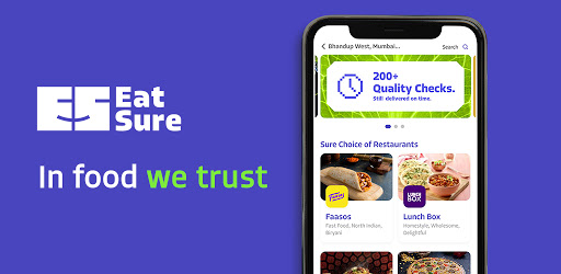 EatSure - Order Food Online & Restaurant Delivery - Overview - Google Play Store - India