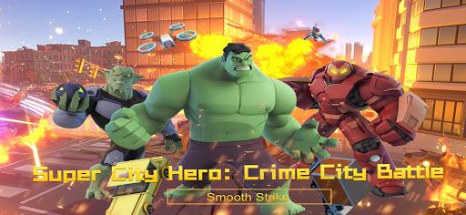 Super City Herouff1aCrime City Battle android2mod screenshots 5