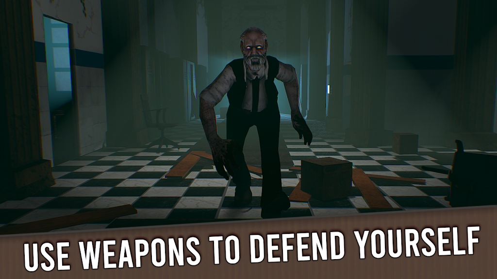 Evil Erich Sann: The death zombie game. poster 13