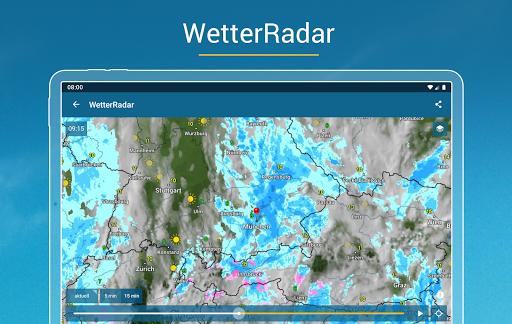 RegenRadar - Vorhersagen & live Wetterradar  screenshots 18