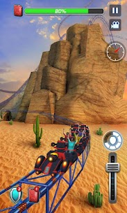 VR Roller Coaster Mod Apk (Unlimited Money/Diamond) 2