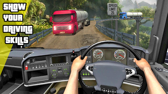 Oil Tanker Truck Driving Simulation Games 2020 2