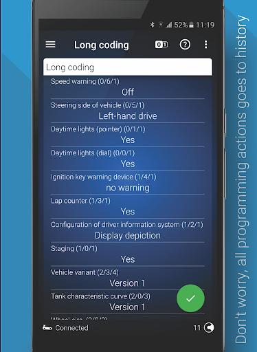 OBDeleven car diagnostics 0.30.0 Screenshots 6