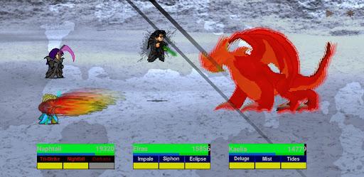 Exemplars of Elaed: RPG screenshot 1