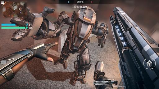 Infinity Ops: Online FPS Cyberpunk Shooter goodtube screenshots 8