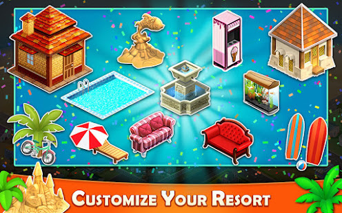 Resort Tycoon - Hotel Simulation screenshots 5