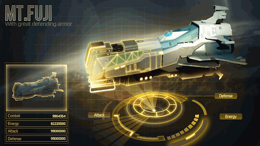 Ark of War - The War of Universe 2.27.2 screenshots 17