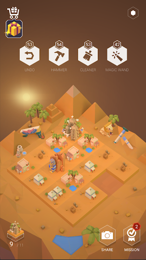Age of 2048u2122: World City Merge Games 2.4.9 screenshots 6