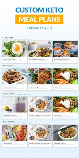 Keto Carb Counter Diet Manager: Carb Manager App apktram screenshots 4