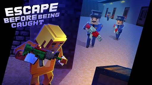 Code Triche Échapper à la prison Évasion de la prison 3e APK MOD (Astuce) screenshots 1