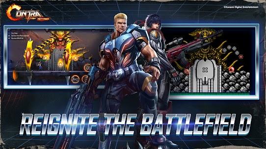 Contra Returns Mod Apk (MOD, Unlimited Ammo/Menu) 1