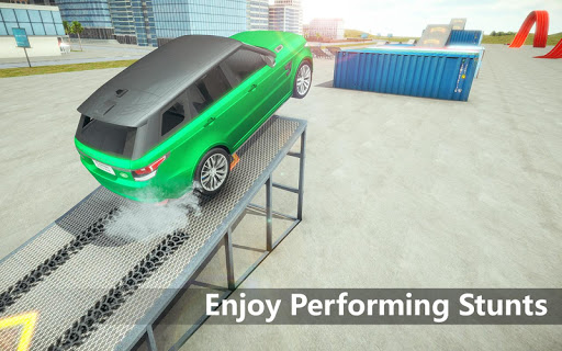 Crazy Car Driving & City Stunts: Rover Sport 1.12 Screenshots 15