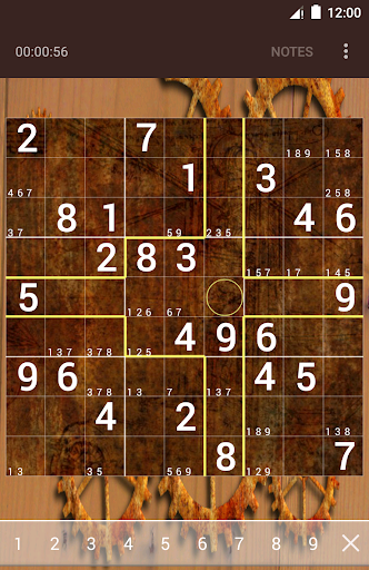 Sudoku (Oh no! Another one!) screenshots 4