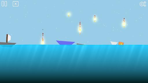 Water Simulator: Ship Sandbox Fluid Simulation 1.0 screenshots 1