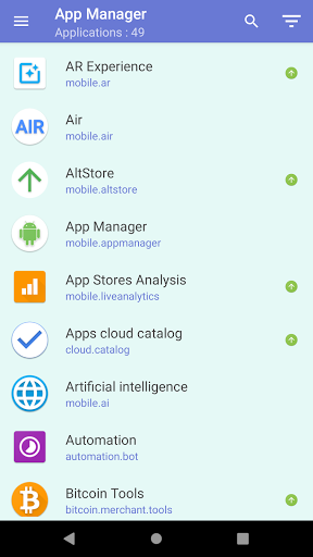 App Manager android2mod screenshots 1