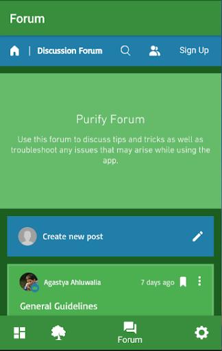 Purify - Grow Plants 1.4 Screenshots 4