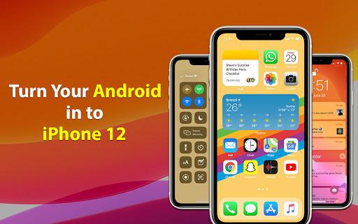 Launcher iPhone 7.2.5 Screenshots 8