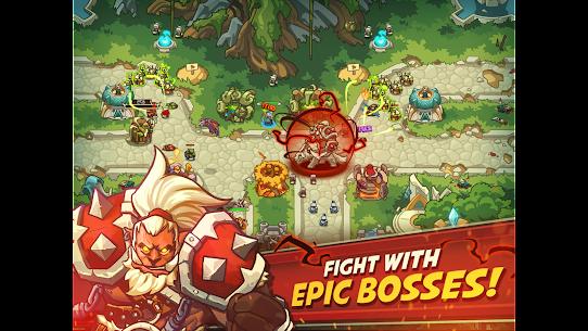 Empire Warriors Premium: Tower Defense Games 5