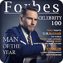Magazine Photo Frames - Magazine Cover Photo Editor