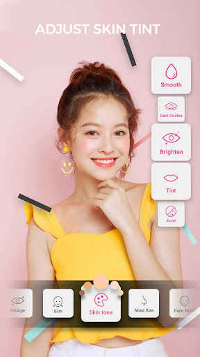 Makeup Camera: Selfie Editor & Beauty Makeup 1.0.2 Screenshots 2