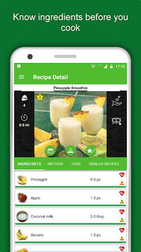 110+ Paleo Diet Plan Recipes: Healthy, Weight Loss 1.0.11 screenshots 6