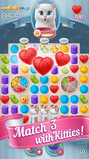 Knittens - A Fun Match 3 Game 1.48 screenshots 3